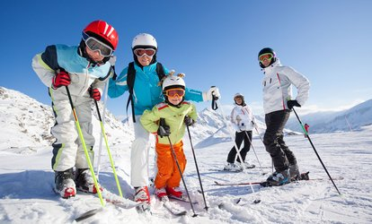 image for Three Skiing or Snowboarding Lessons for One at Swadlincote Ski Centre (55% Off)