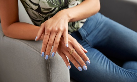 Manicure Services at J'Adore Nails (Up to 51% Off). Four Options Available.