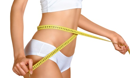 One, Three, or Six Laser-Lipo Sessions with Whole-Body Vibrations at The Slim Co (Up to 83% Off)