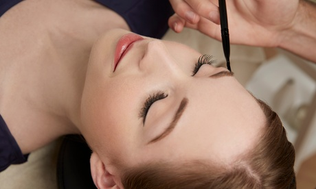 Eyebrow Cosmetic Tattoo, Freckles, or Beauty Mark Cosmetic Tattoo at Divinity Micropigmentation (Up to 25% Off)