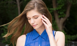 Jas Hair Design: Haircut and Blow-Dry, Olaplex Condition, Full Head Colour and Cut, or Full Head Foils at Jas Hair Design (Up to 55% Off)