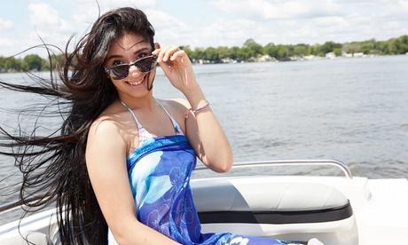 Wertgutschein anrechenbar auf eine Sportbootführerschein-Ausbildung Binnen See im Sportbootcenter Rh ohne Ortsangabe