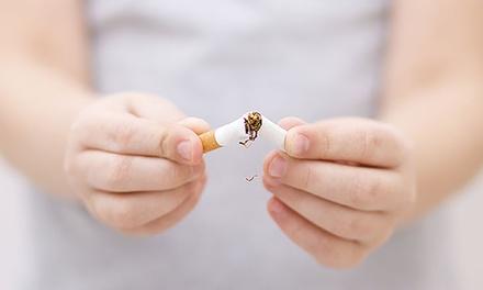 2 sesiones de tratamiento láser para ayudar a dejar de fumar para 1 o 2 personas desde 59,95 € en Vitae Láser