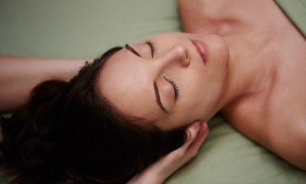 60 or 90Minute Massage with Foot Scrub and Back Exfoliation from Charla Barron LMT (50% Off)