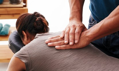image for $30 for a 60-Minute Massage with Chiropractic Exam and Treatment at ChiroMassage ($175 Value)