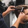 Shampoo, taglio e piega per uomo
