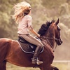 Up to 50% Off Horseback Riding Lesson at Winter Glen Farm