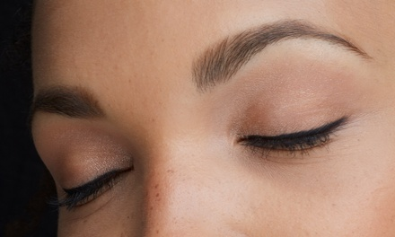 Eyebrow Shaping and Threading or Full Face Threading at Permanent Makeup & Threading by Nadia (Up to 72% Off)