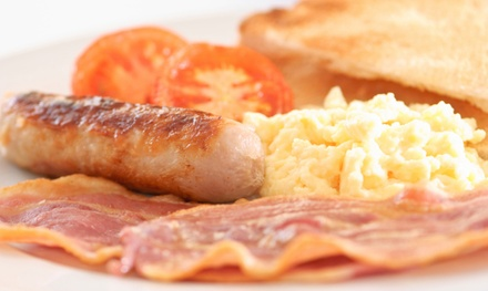 Full English Breakfast for One or Two at Mad Hatter (Up to 30% Off)