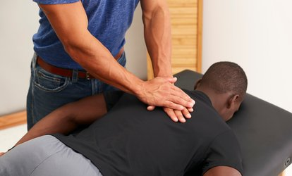 image for 60-Minute Therapeutic or <strong>Sports Massage</strong> with Ric Holloman (Up to 47% Off)