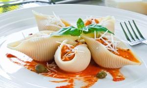 La Vita Bella: Entrée, plat et dessert au choix à la carte pour 2 ou 4 personnes dès 34,99€ au restaurant La Vita è Bella