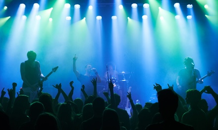 Fortunate Youth on Friday, November 22, at 7 p.m.
