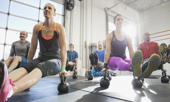 Crossfit West Jordan - West Jordan: $50 for One Month of Unlimited CrossFit Classes at CrossFit West Jordan ($129 Value)