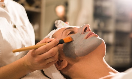 One or Two 60-Minute Custom Facials at Browline Salon (Up to 60% Off)