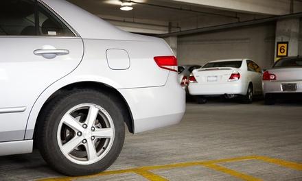 30 o 60 ore di parcheggio nei pressi del Gianicolo al Parking Gran Melià (sconto 54%)