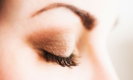 Full Set of Classic Eyelash Extensions $55 Plus HD Brows $79 at Replenish Health and Beauty Up to $158 Value