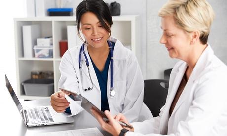 1 o 2 certificados médicos psicotécnicos desde 16,95 € en Centro Médico Bravo