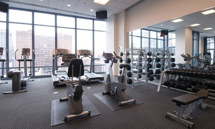 One or Three Month Gym Memberships at Anytime Fitness (Up to 57%Off). Three Options Available.