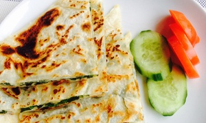 Pazar Grill: Choice of Pide or Gozleme with Drink for One ($12) or Two People ($24) at Pazar Grill (Up to $39.80 Value)