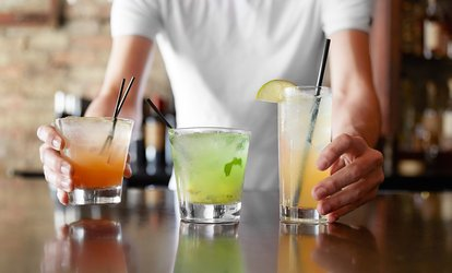 image for Choice of Three or Six Cocktails at The Red Lion Tapas Bar (Up to 61% Off)