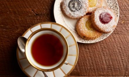 Crêpe und Heißgetränk nach Wahl im Eltern-Kind-Café für 2 oder 4 Personen bei Kinder KOCHSPASS(bis zu 43% sparen*)