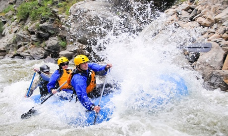 Half- or Full-Day South or Middle Fork Rafting Trip from White Water Connection (Up to 56% Off). Eight Options.