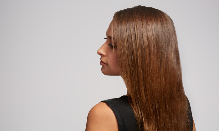 Jocelyn Ponce at Fashion Hair Design Studio - Saginaw: Cut, Condition, Blow-Dry & Style with Optional Brazilian Blowout at Fashion Hair Design Studio (Up to 65% Off)