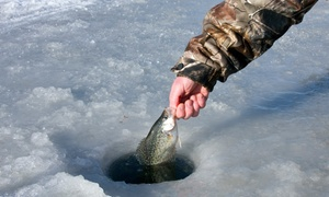 Hard Water Ice Fishing Expo: Admission for Two or Four to Hard Water Ice Fishing Expo (Up to 45% Off)