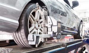 PneuBom: PneuBom – Vitória e Cariacica: até 9 serviços automotivos com opção de troca de óleo