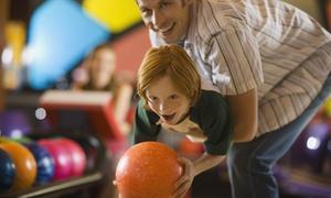 Wima Bowling St-Niklaas: 1h de bowling avec cava et amuse-bouches pour 2 à 7 personnes à WIMA Bowling