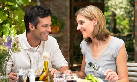 Menu en 3 services au choix pour 2 personnes à 49 €à lHôtel Restaurant Château Landsberg