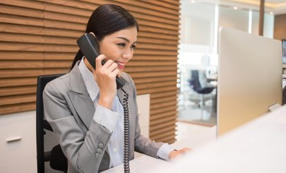 Office Admina and Receptionist Level 3 Online Course from Alpha Academy (86% Off)