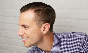 Hair by Juliana Adames: $15 for One Men's Haircut with Massaging Shampoo, Hot Steam Face Toweling and Style ($35 Value)