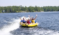 Gorge Walking and River Tubing for Up to Four with Action Adventure Activities (Up to 64% Off)