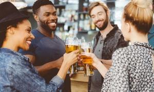 Ahrweiler Brauhaus: 4 bis 5 Stunden Bierbraukurs mit Comedy und deftigem Buffet für 1 oder 2 Personen bei Ahrweiler Brauhaus (13% sparen*)