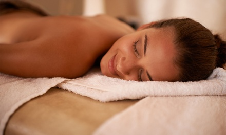 Pamper Pkg: 90 Mins for 1 ($39), 2 ($45) or 120 Mins for 1 ($75) or 2 Ppl ($85), Total Relax Massage (Up to $400 Value)