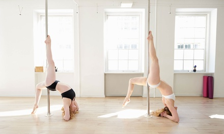 Five Pole-Dancing Fitness Classes for One or Two People at Be Wild Fitness (Up to 54% Off)