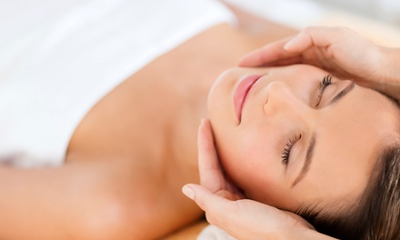 Microdermabrasion Facial ($49) + Decolletage Microdermabrasion ($58) at J'Adore Beauty Bar (Up to $135 Value)
