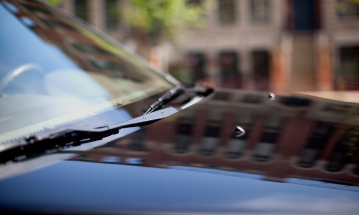 Precision Glass Tint & Auto Accessories - Stafford: Window Chip Repair or $25 for $100 Toward Windshield Replacement @ Precision Glass Tint & Auto Accessories