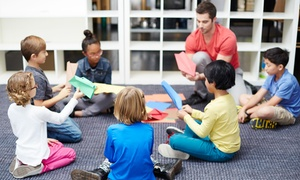 Three Little Fingers Learning Center JLT: One-Week or One-Month Daycare and After School Learning for One at Three Little Fingers Learning Center (Up to 28% Off)