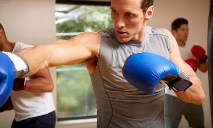 image for Five or Ten Classes at Boxing Academy (Up to 71% Off)