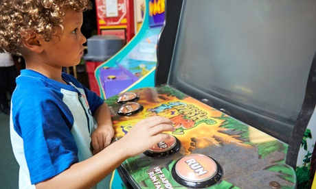 Go-Karts, VR, Laser Maze, and Acade Card for 2, 3, 4, or 6 at The Alley Indoor Entertainment (Up to 35% Off)