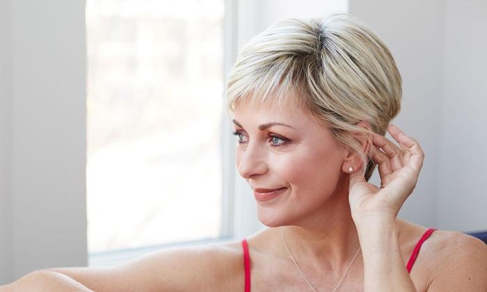 Fatima Salon - Eldridge - West Oaks: Haircut Package or Keratin Smoothing at Fatima Salon (Up to 67% Off). Three Options Available.