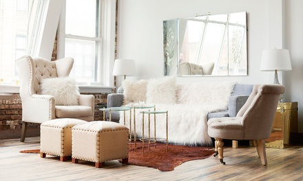 Upholstery Cleaning for Sofa and Love Seat or Mattress from Steam Carpet 4 U (Up to 50% Off)
