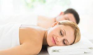 Spavia - Lincoln Park: Couples Massage or a Spa Package at Spavia (Up to 27% Off)