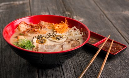 Up to 40% Off Asian Cuisine at Oryza Asian Cuisine & Bar
