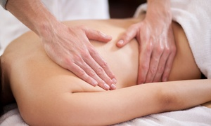 Satsanga: Uno o 3 massaggi total body a scelta allo studio Satsanga