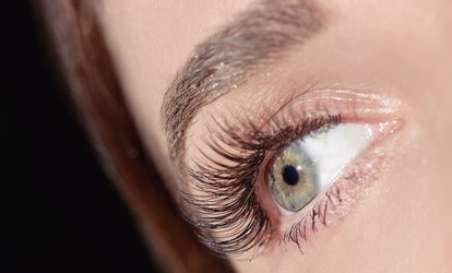 One Keratin Eyelash Lift or One Keratin Eyelash Lift, and Tint (Up to 48% Off)