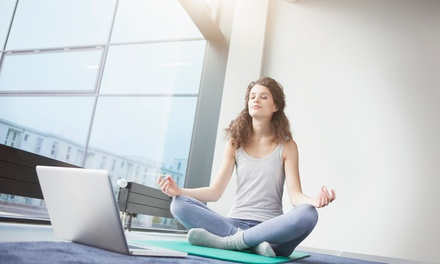 2 o 4 sesiones de mindfulness online de 1 hora con Espacio Bienestar Miguel Cendrero