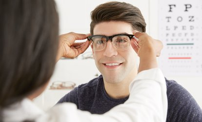 Choice of Eye Test, Voucher Towards Frames or Contact Lenses at I Opticians